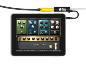 IK Multimedia Amplitube for iPad