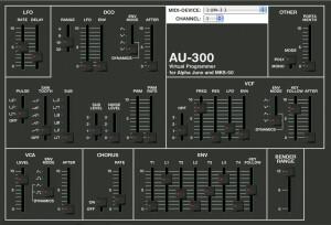 tOSC AU-300