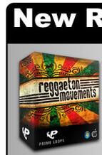 Prime Loops Reggaeton Movements