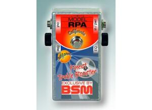 Bsm RPM California