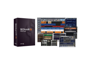 Cakewalk Sonar 8.5 Producer Edition