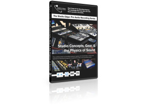 Ask Video The Studio Edge: Pro Audio Recording Tutorial DVD
