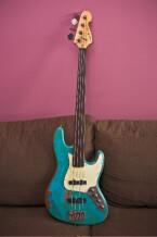 Sandberg (Bass) California JJ Fretless