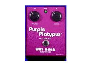 Way Huge Electronics Purple Platypus Octidrive