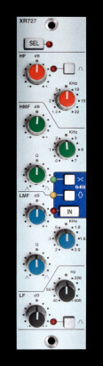 SSL X-Rack XR727 Stereo EQ