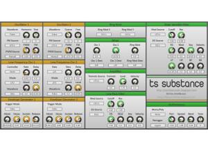 Tactile Sounds TS-Substance