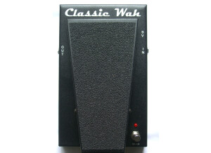 Morley Classic Wah