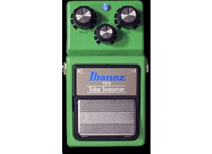 Ibanez TS9 - Mod Plus - Moddey by Keeley