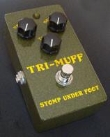 Stomp Under Foot Tri-Muff