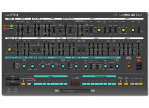 reKon Audio VST-AU MKS-80 Editor