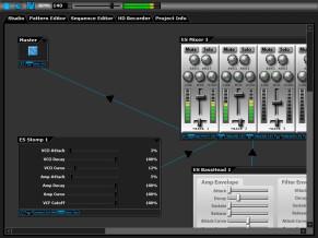 ExperimentalScene DarkWave Studio v3