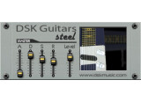 New DSK Guitars + DSK Darkness Theory 3