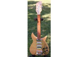 Az By Wsl Guitars Rickenbacker 325 Lennon