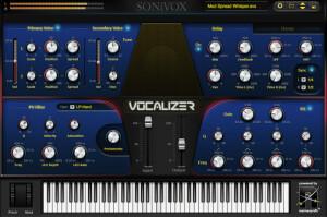 SONiVOX MI Vocalizer