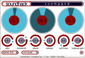 Soundhack +compound [Freeware]