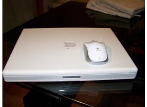 Apple IBOOK G4 10.5.8 Power PC G4 1.33 GHz, ram :1.25 GO/DD: 60GO