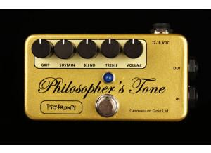 Pigtronix Philosopher's Tone Germanium Gold LTD