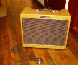 Fender Vibrolux Vintage - Brown