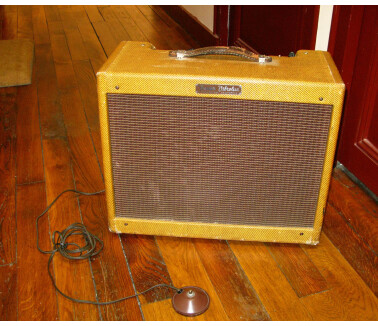 Fender Vibrolux Vintage - Brown