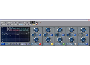 Digidesign MDW Hi-Res Parametric EQ 3.0