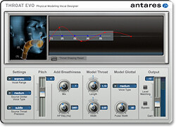 Antares Audio Technology Avox Throat