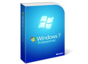 Microsoft Windows 7 Pro 32 bits