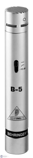Nouveau micro : le Behringer B-5