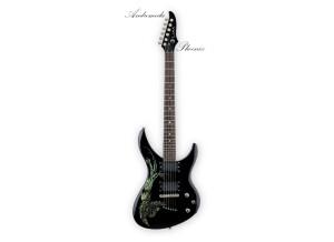 Luna Guitars Andromeda Phoenix