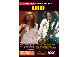 Lick Library Learn to Play Dio
