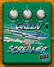 BBE Green Screamer (Plugin)