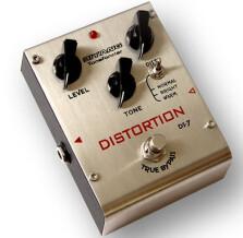 Biyang DS-7 Distortion