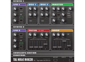 Togu Audio Line  TAL-NoiseMaker v2