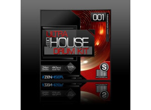 Zenhiser Pro Audio Ultra Deep House Drum Kit