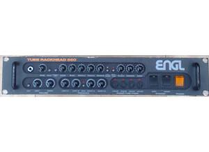 ENGL E860 Tube Rackhead