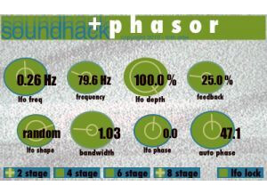 Soundhack +phasor