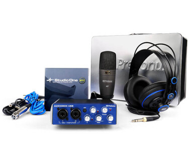 PreSonus 1Box Recording Kit