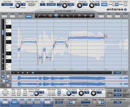 Antares Audio Technology Auto-Tune 7