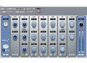 URS S Series Mix EQ