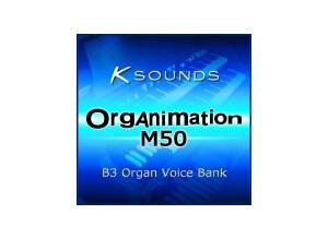 K-Sounds Organimation M50