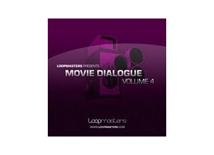 Loopmasters Movie Dialogue Vol. 4
