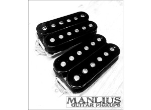 Manlius Guitar Pickups Hot Rod 59
