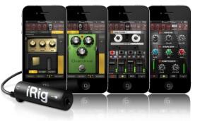 IK Multimedia Amplitube 2 for iPhone