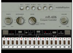 MDP Software mobileRhythm mR-606