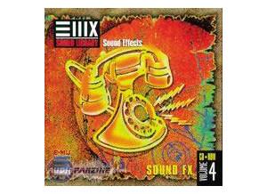 E-MU SOUND LIBRARY VOL.4 - SOUND FX