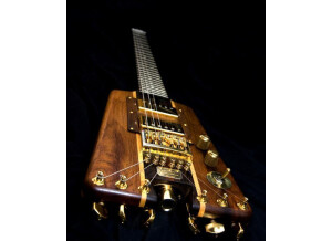 Warwick Nobby Meidel Guitar Signature