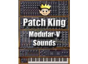 Kid Nepro Patch King Modular-V Sounds