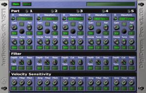 Audiosonic DigiDrum Pro