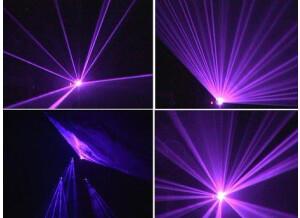 Laserworld EL-100 B 100MW BLUE