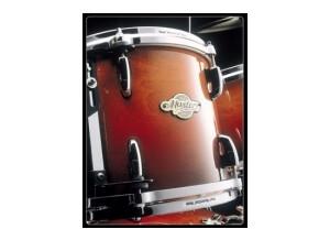 Pearl MCX Masters custom 10X8 chestnut fade