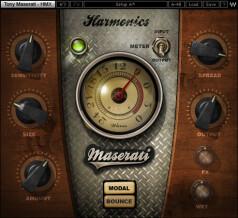 Waves Maserati HMX Harmonic Generator
